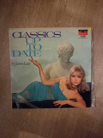 James Last - Classics Up To Date - Vinyl LP Record - Opened  - Very-Good Quality (VG) - C-Plan Audio