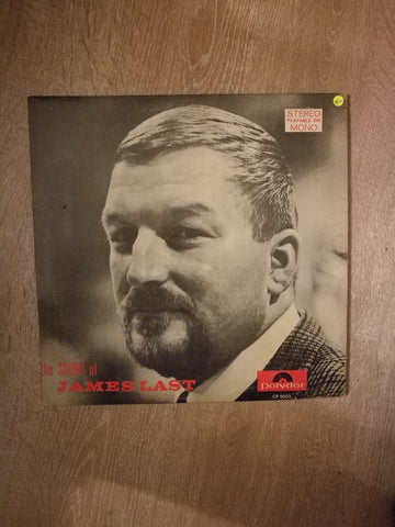 The Sound Of James Last - Vinyl LP Record - Opened  - Very-Good- Quality (VG-) - C-Plan Audio