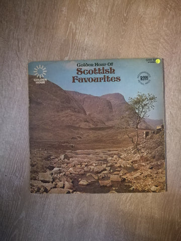 Golden Hour Of Scottish Favourites - Vinyl LP Record - Opened  - Very-Good Quality (VG)