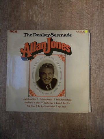 Allan Jones - The Donkey Serenade - Vinyl LP Record - Opened  - Very-Good+ Quality (VG+) - C-Plan Audio