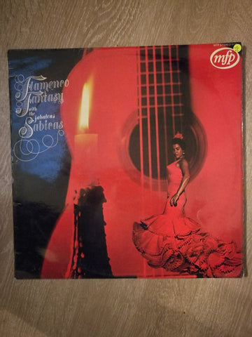 Sabicas ‎– Flamenco Fantasy -  Vinyl LP Record - Opened  - Very-Good+ Quality (VG+) - C-Plan Audio