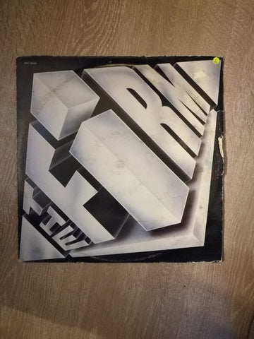 The Firm - Vinyl LP Record - Opened  - Very-Good Quality (VG) - C-Plan Audio