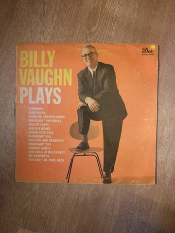 Billy Vaughn Plays - Vinyl LP Record - Opened  - Good+ Quality (G+) - C-Plan Audio