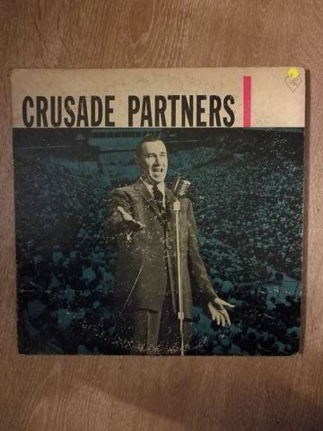 Daniels, Fulton - Crusade Partners - Vinyl LP Record - Opened  - Good Quality (G) - C-Plan Audio