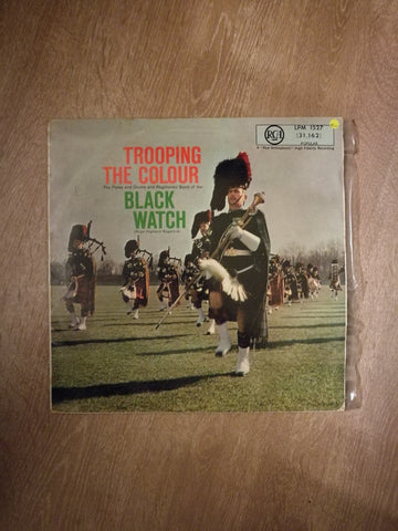 Black Watch (Royal Highland Regiment) ‎– Trooping the Colour - Vinyl LP Record - Opened  - Very-Good+ Quality (VG+)