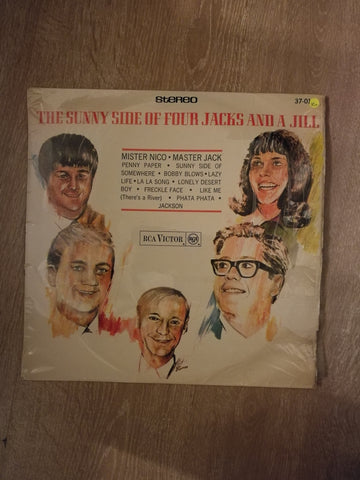 The Sunny Side Of Four Jacks & A Jill - Vinyl LP Record - Opened  - Very-Good+ Quality (VG+) - C-Plan Audio