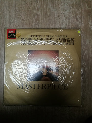 Various Composer Masterpiece - Vinyl LP Opened - Near Mint Condition (NM) - C-Plan Audio