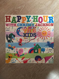 Chrissy Jackson and The Kids - Happy Hour - Vinyl LP Record - Opened  - Very-Good Quality (VG)