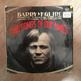 Barry McGuire - The Songs Of Our Times - Vinyl LP Record - Opened  - Very-Good Quality (VG)