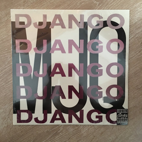 The Modern Jazz Quartet - Django - Vinyl LP - Sealed - C-Plan Audio