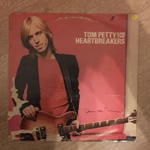Tom Petty And The Heartbreakers ‎– Damn The Torpedoes - Vinyl LP Record - Opened  - Very-Good Quality (VG)