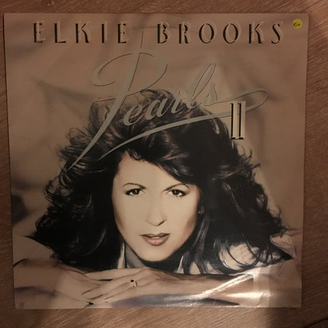 Elkie Brooks ‎– Pearls II -  Vinyl LP Record - Opened  - Very-Good+ Quality (VG+)