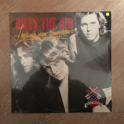 Billy The Kid - Lock Up Your Daughters -  Vinyl LP - New Sealed