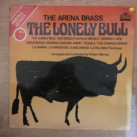 The Arena Brass - The Lonely Bull - Vinyl LP Record - Opened  - Very-Good+ Quality (VG+) - C-Plan Audio