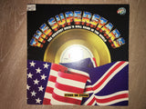 Stars on 45 - Rollings Stones (Side A) & Stevie Wonder (SIdeB)  - Vinyl LP - Opened  - Very-Good+ Quality (VG+)