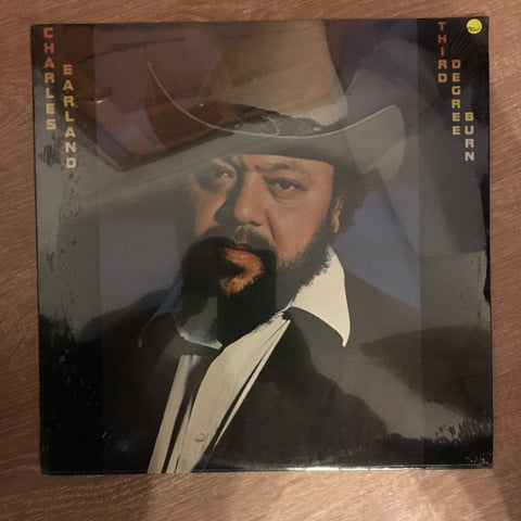 Charles Earland ‎– Third Degree Burn - Vinyl LP - Sealed