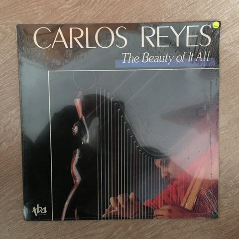 Carlos Reyes - The Beauty Of It All -  Vinyl LP - Sealed