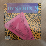 Dynamix 3 Remixes  - Double Vinyl LP Record - Sealed - C-Plan Audio