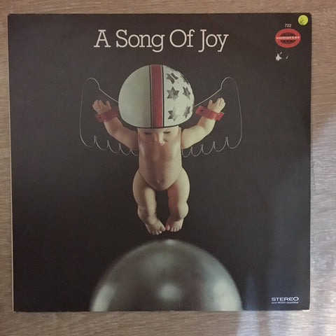 The Scott Allison Choir ‎– A Song Of Joy - Vinyl LP Record - Opened  - Very-Good- Quality (VG-)