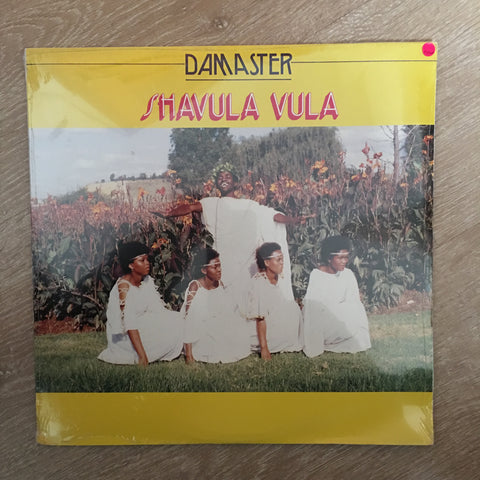 Damaster - Shavula Vula - Vinyl LP - New Sealed