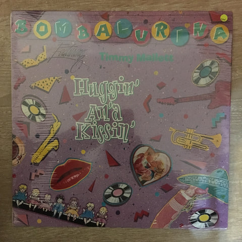 Bombalurina Featuring Timmy Mallett ‎– Huggin' An'a Kissin' - Vinyl LP - Sealed - C-Plan Audio