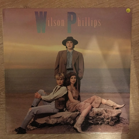 Wilson Phillips   - Vinyl LP Record - Opened  - Very-Good+ Quality (VG+)