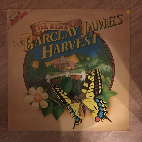 Barclay James Harvest ‎– Best Of Barclay James Harvest - Vinyl LP Record - Opened  - Very-Good+ Quality (VG+)