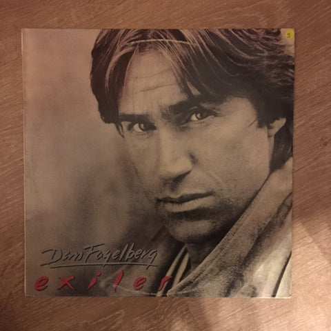 Dan Fogelberg - Exiles - Vinyl LP Record - Opened  - Very-Good+ Quality (VG+)