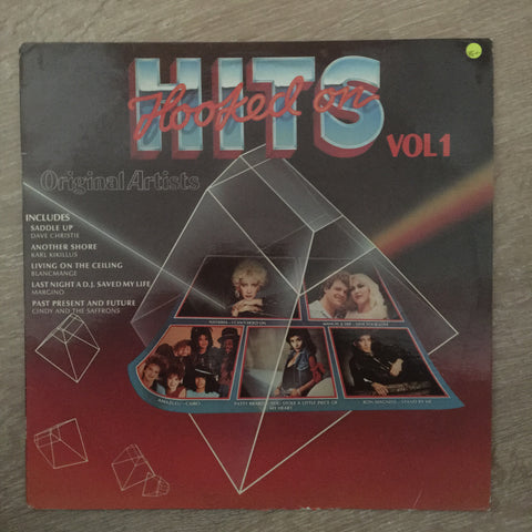 Hooked On Hits - Vol 1 - Vinyl LP Record - Opened  - Very-Good+ Quality (VG+) - C-Plan Audio