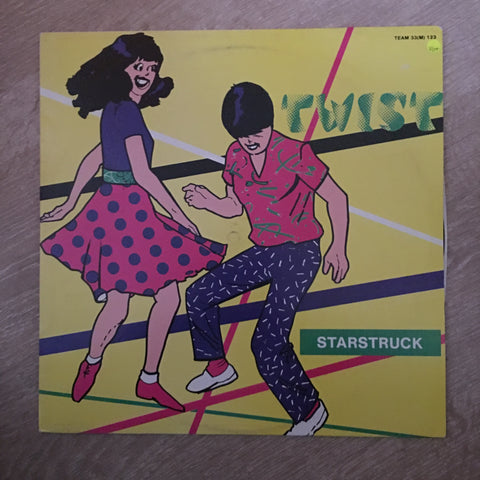 Starstruck - Twist - Vinyl LP Record - Opened  - Very-Good+ Quality (VG+) - C-Plan Audio