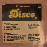 Various - A Nite At The Disco - Original Artists Vinyl LP Record - Opened  - Very-Good+ Quality (VG+) - C-Plan Audio