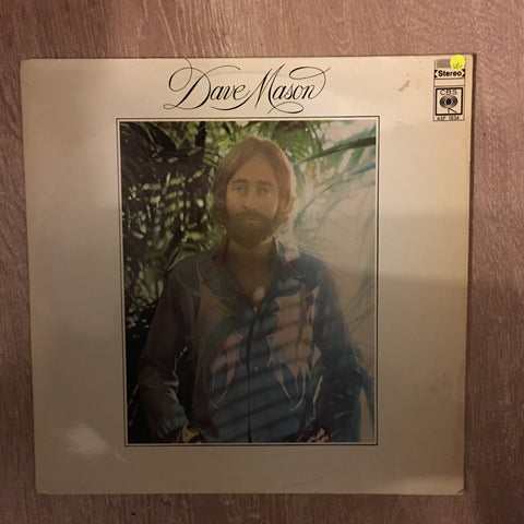 Dave Mason - Vinyl LP Record - Opened  - Very-Good+ Quality (VG+)