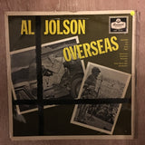 Al Jolson - Overseas - Vinyl LP Record - Opened  - Very-Good Quality (VG)