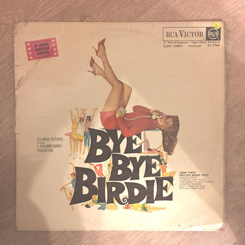 Various ‎– Bye Bye Birdie - An Original Soundtrack Recording - Vinyl LP Record - Opened  - Very Good Quality (VG)