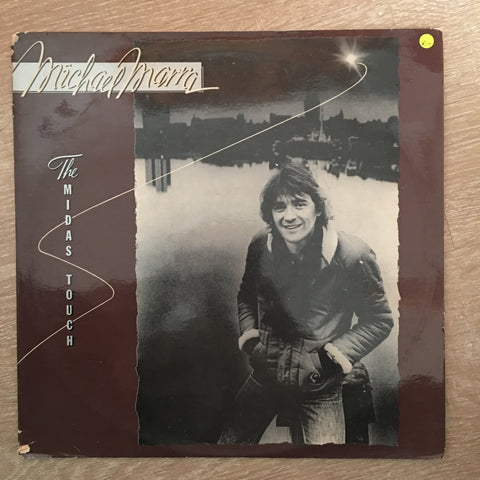 Michael Marra ‎– The Midas Touch - Vinyl LP Record - Opened  - Very-Good+ Quality (VG+) - C-Plan Audio