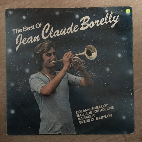 Jean-Claude Borelly - Best Of  - Vinyl LP Record - Opened  - Very-Good Quality (VG) - C-Plan Audio