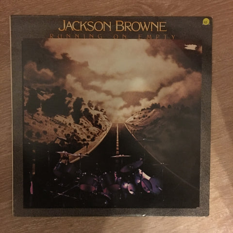 Jackson Browne  - Running on Empty  - Vinyl LP - Opened  - Very-Good+ Quality (VG+) - C-Plan Audio
