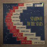 Various - Stairway to the Stars (Sedaka, Belafonte...) - Vinyl LP Record - Opened  - Very-Good- Quality (VG-) - C-Plan Audio