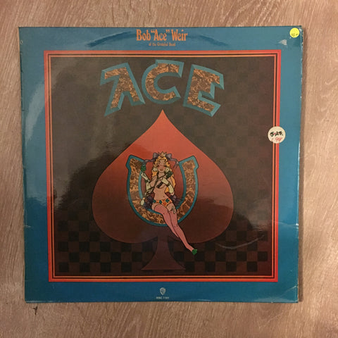 "Bob ""Ace"" Weir - Ace - Vinyl LP Record - Opened  - Very-Good+ Quality (VG+) - Vinyl"