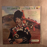The Regimental Band And The Massed Pipers Of The Scots Guards ‎– Bearskin and Tartan - Vinyl LP Record - Opened  - Very-Good- Quality (VG-)