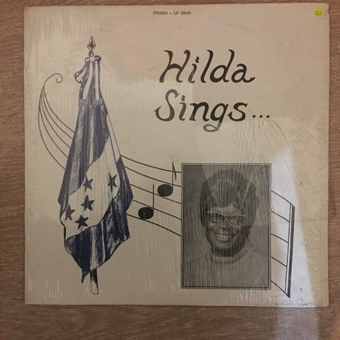 Hilds Sings - Vinyl LP Record - Opened  - Very-Good+ Quality (VG+)