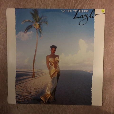 Viktor Lazlo ‎– Viktor Lazlo - Vinyl LP - Opened  - Very-Good Quality (VG)