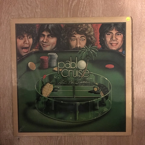 Pablo Cruise - Part of the Game - Vinyl LP - Opened  - Very Good Quality (VG) - C-Plan Audio
