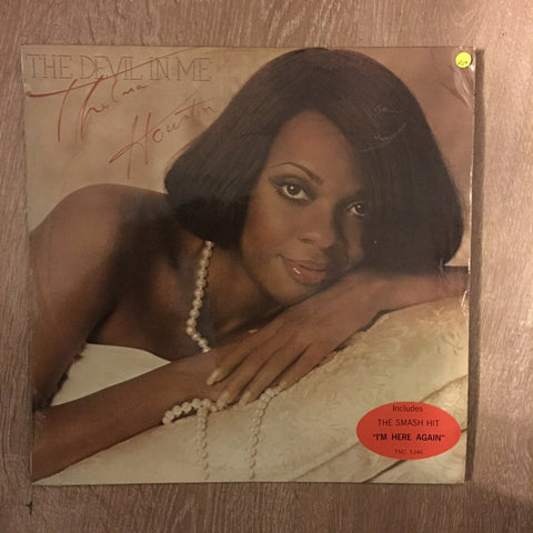 Thelma Houston - The Devil In Me - Vinyl LP Record - Opened  - Very-Good+ Quality (VG+)