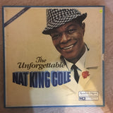 Nat King Cole - The Unforgettable - 8 x Vinyl LP Record Box Set - Opened  - Very-Good+ Quality (VG+) - C-Plan Audio