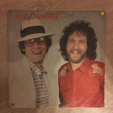 Lamb ‎– New Mix  - Vinyl LP Record - Opened  - Very-Good- Quality (VG-)