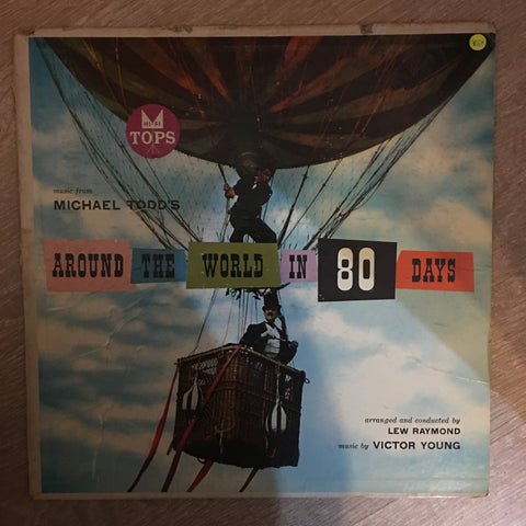 Lew Raymond ‎– Music From Michael Todd's Around The World In 80 Days - Vinyl LP Record - Opened  - Very-Good+ Quality (VG+) - C-Plan Audio