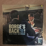 Victor Borge - Borge's Back - Vinyl LP Record - Opened  - Very-Good+ Quality (VG+) - C-Plan Audio