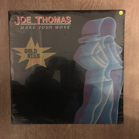 Joe Thomas - Make Your Move -  Vinyl LP - New Sealed