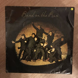 Paul MCartney and Wings  - Band on the Run - Vinyl LP Record - Opened  - Very-Good Quality (VG) - C-Plan Audio